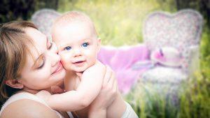 Groentehapje baby